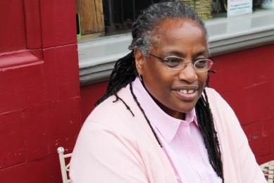 Journalist Connie St. Louis